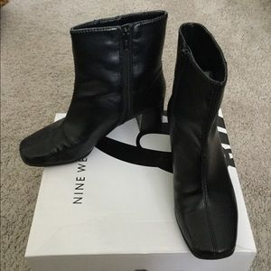 Nine West 7Prettylad Ankle Boot